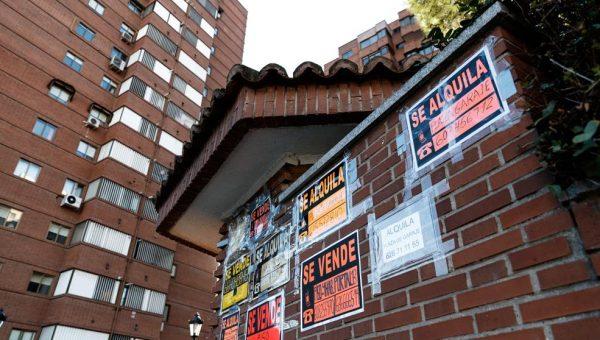 Stop desahucios, créditos sin interés y ayudas de 900€ para el alquiler