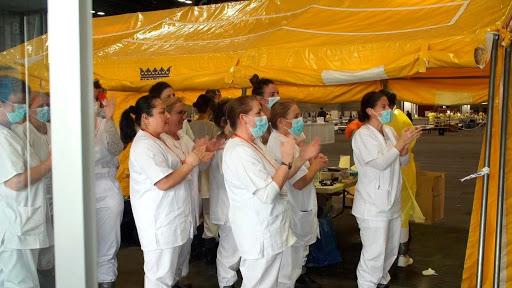 Madrid busca médicos voluntarios para la reapertura de Ifema