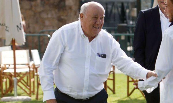 Amancio Ortega dona 63 millones de € en material sanitario