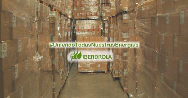 Las eléctricas donan material sanitario y aplazan pagos de luz y gas