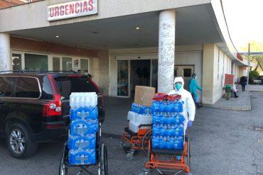 Conductores de la EMT crean red de voluntarios para ayudar en la crisis