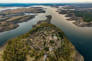 Los 15 pueblos abandonados más bonitos de España para una escapada