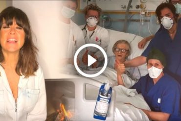 Vanesa Martín recauda para la Cruz Roja con 'Un canto a la vida'