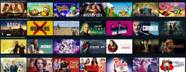 Amazon Prime gratis un mes con Series, Pelis, Música y Envíos rápidos