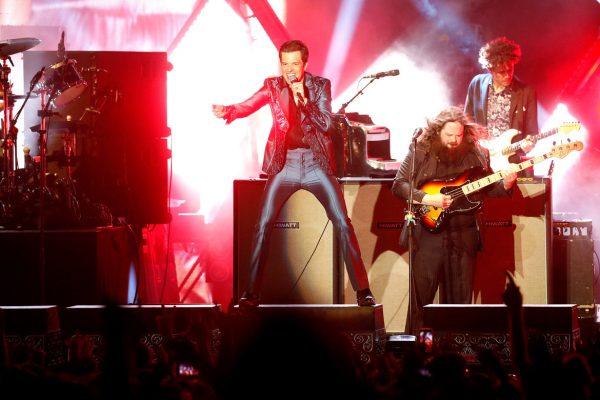 The Killers darán un concierto gratuito este fin de semana
