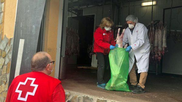 """""""Alimentos Solidarios de Madrid"""" ayuda a los afectados por el coronavirus"""