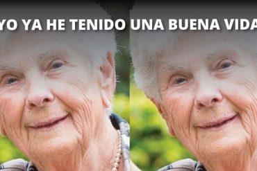 Una anciana fallece al ceder su respirador a jóvenes enfermos