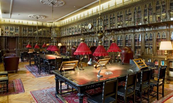 Las diez bibliotecas más bonitas de todo Madrid
