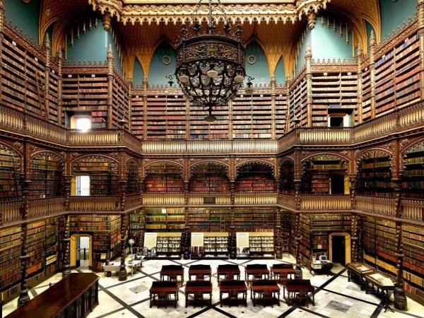Recorrido virtual por las 10 bibliotecas más increibles del mundo