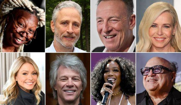 Bruce Springsteen y Bon Jovi darán un concierto gratuito