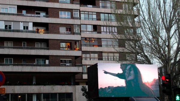 'Cine de Balcón', llega el cine de verano en pleno confinamiento