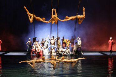 """Circo Del Sol Ofrece Gratis Su Inédito Espectáculo """"One Drop"""""""