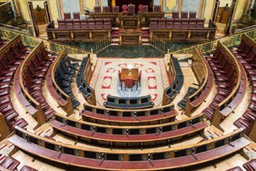 Diputados y senadores cobran dietas en marzo pese a estar en sus casas