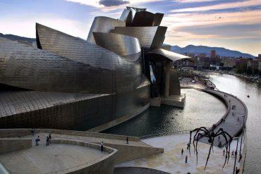 Recorrido virtual por el Museo Guggenheim Bilbao