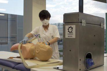 Una empresa de Móstoles multiplica por 10 su producción de respiradores