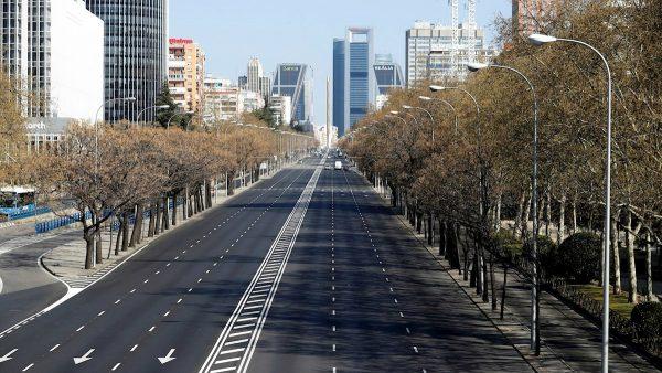 Madrid respira el aire más limpio de las últimas decadas