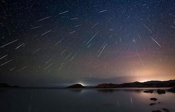 Abril nos regala la espectacular lluvia de estrellas Líridas