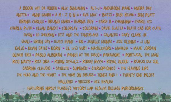 PlayOn Fest trae a Coldplay, Ed Sheeran, Bruno Mars y Pablo Alborán