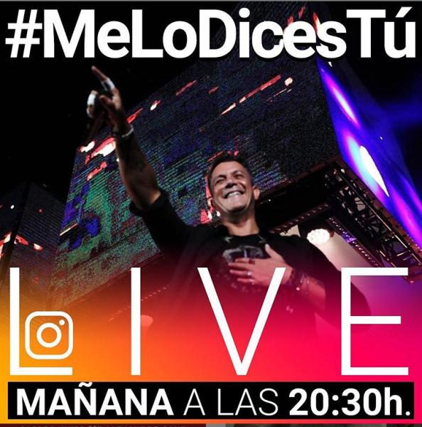 Alejandro Sanz y amigos regresan con otro concierto gratis