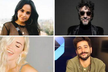 "Festival ""Made In: Casa"" con a Becky G, Camilo, Lali y Fito Páez"