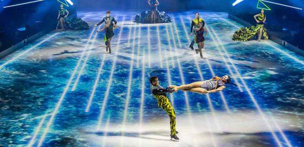Circo Del Sol ofrece gratis sus inéditos espectáculo 'Crystal' y 'Axel'