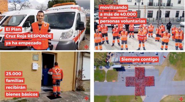 Cruz Roja confirma a España como el país más solidario en esta crisis