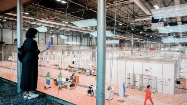 La Comunidad de Madrid tendrá un hospital permanente para epidemias