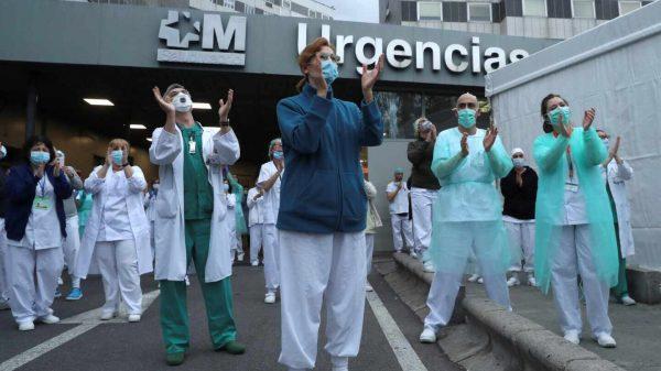 Teatros de Madrid gratis para sanitarios y a mitad de precio para parados y jubilados