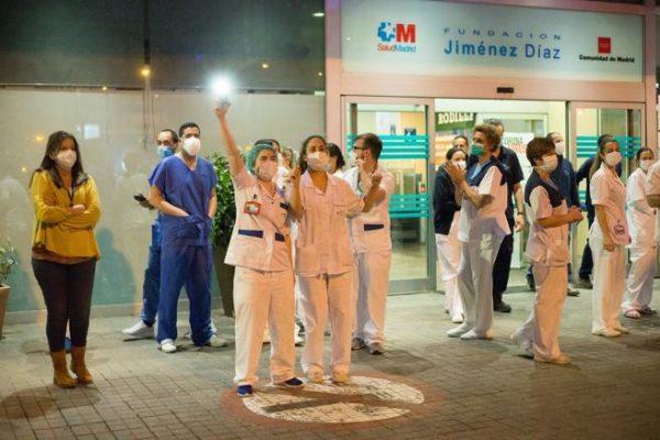 La Paz es el hospital mejor valorado de España en la crisis del coronavirus
