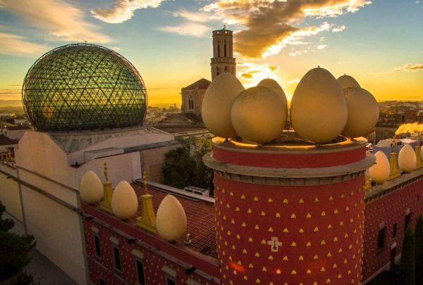 Visitas virtuales a los museos de Dalí, D'Orsey y Van Gogh