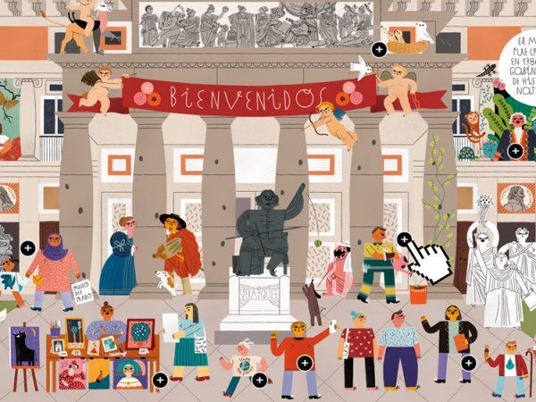 El Museo reabre gratis el 6 de junio bajo el lemaReencuentro