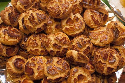 Historia y receta de las famosas rosquillas de santo