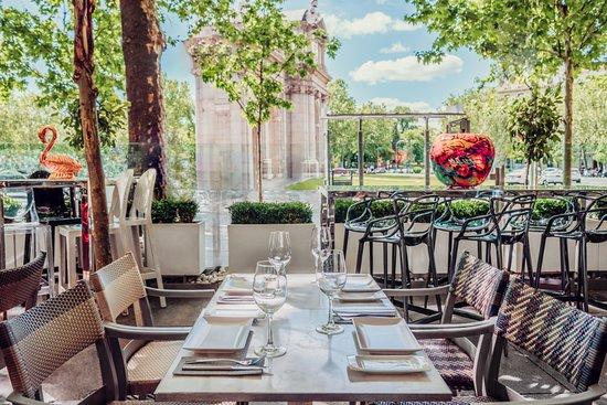 Las ocho mejores terrazas de Madrid abiertas en fase 1