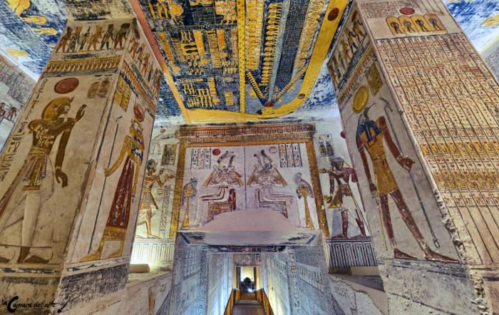 Apasionante viaje virtual por las maravillas de Egipto