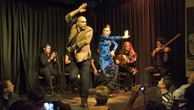El mítico tablao flamenco Casa Patas cierra por la crisis