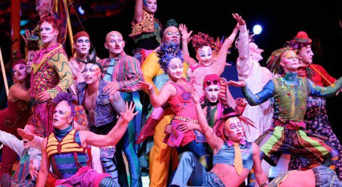 Circo Del Sol Ofrece Gratis un especial con sus grandes clásicos