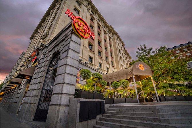 Hard Rock abrirá una tienda y un hotel en Madrid
