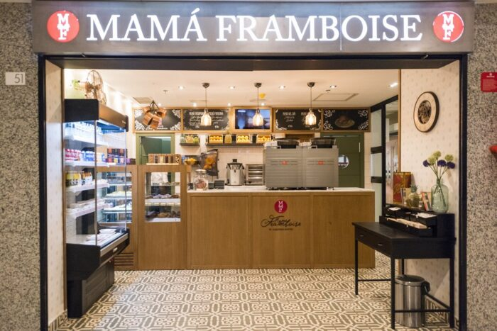 La cadena de pastelerías Mamá Framboise cierra por la crisis