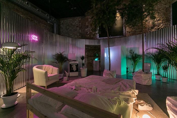 Matadero Madrid abre al público con cine de verano