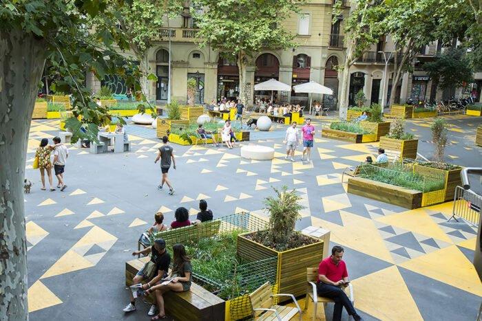 Los parques de Madrid tendrán zonas de trabajo con wifi gratuito