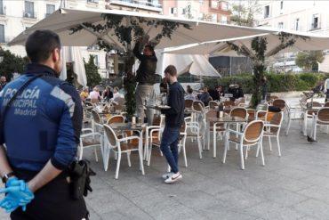 Madrid descarta el confinamiento total de la región