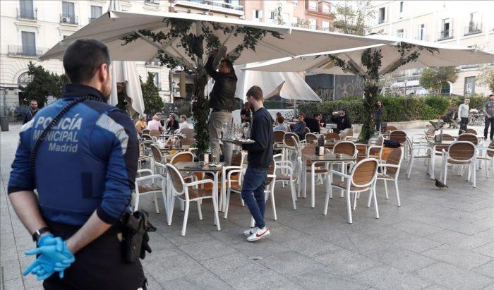 Madrid no cerrará comercio ni hosteleria pero si habrá cierre perimetral
