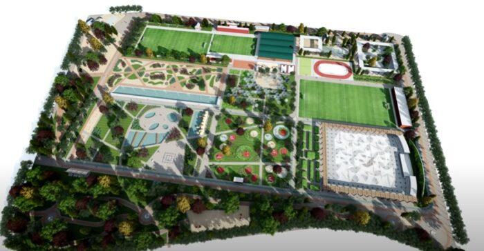 Nuevo jardín vertical se instala en el centro de Madrid