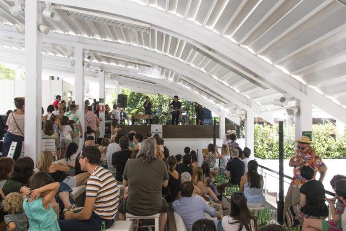 AperitivosThyssen ofrece conciertos gratuitos en la terraza del Thyssen