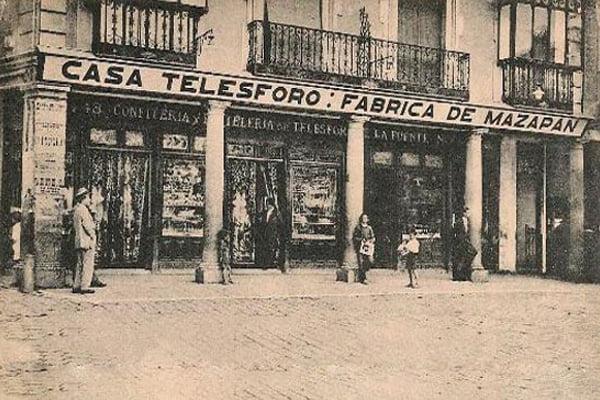 San Telesforo, el obrador más antiguo de España, abre en Madrid
