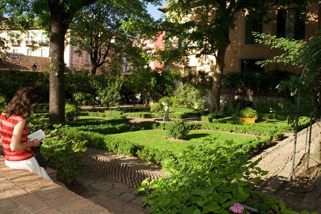 Los 10 jardines más secretos de Madrid