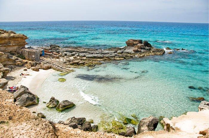 La Playa San Antonio del Mar elegida la más bonita de España en 2020