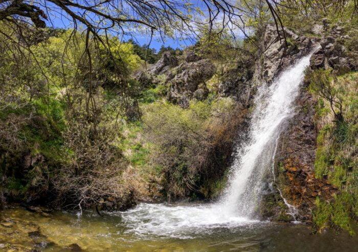 Las 17 cascadas más espectaculares de la Sierra del Guadarrama
