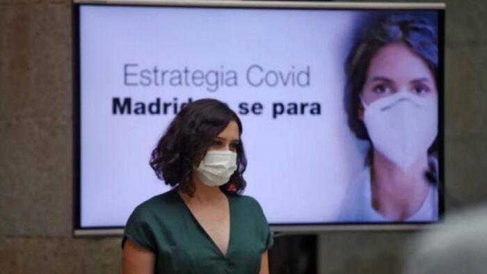 """Madrid anuncia una """"operación retorno"""" para frenar los contagios"""