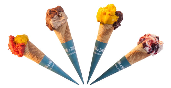 Bibì e Bibò gelato madrid